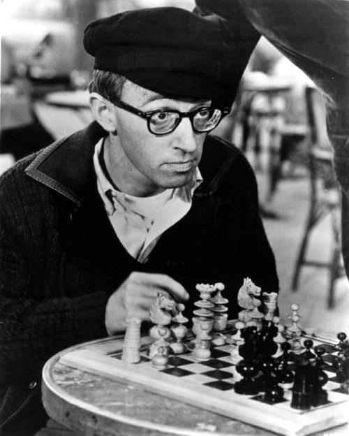 Woody Allen Pour en finir avec le jeu d'Échecs