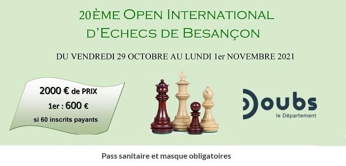 20e Open de Besançon